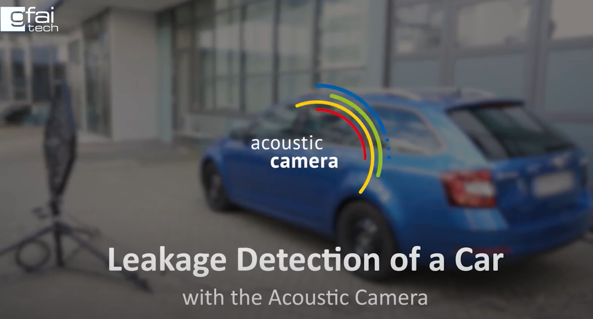 Acoustic Camera Video